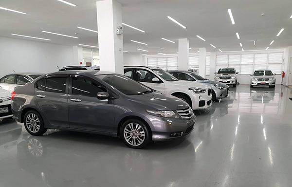 Master Certified Used Car Phuket