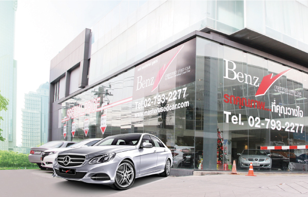 Benz Certified Used Car Ladprao 112