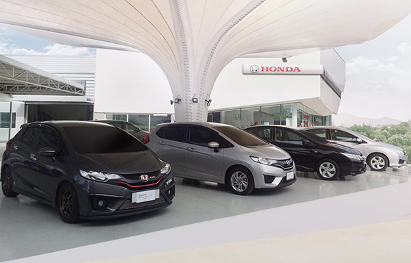 Summit Honda Used Car Hat Yai