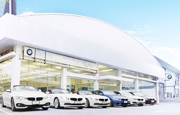 BMW Used Car List Ladprao