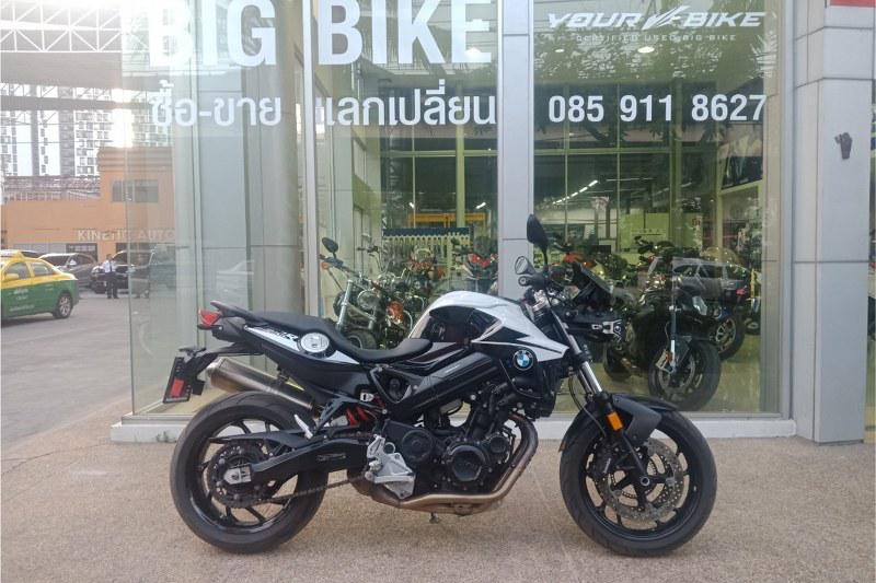 2015 BMW Motorrad F 800 R