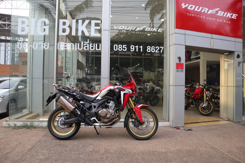 2016 Honda Motorcycle Africa Twin