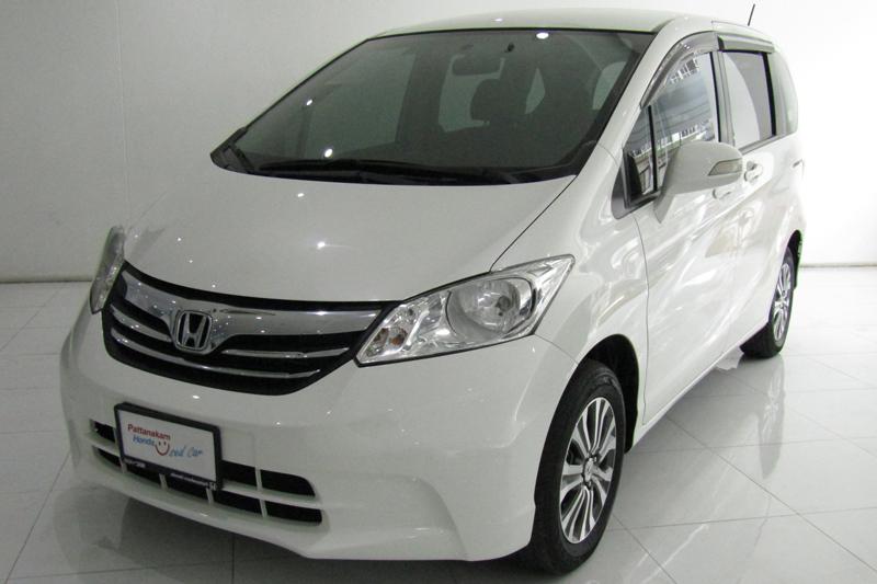2015 Honda Freed