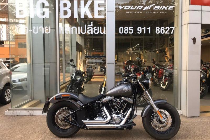 2017 Harley Davidson Softail