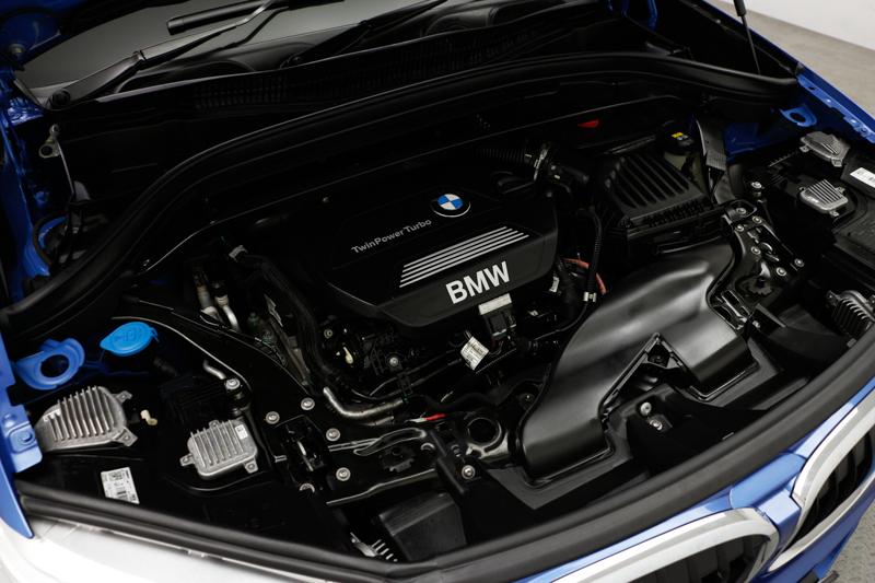 1.8d sDrive M Sport (F48)