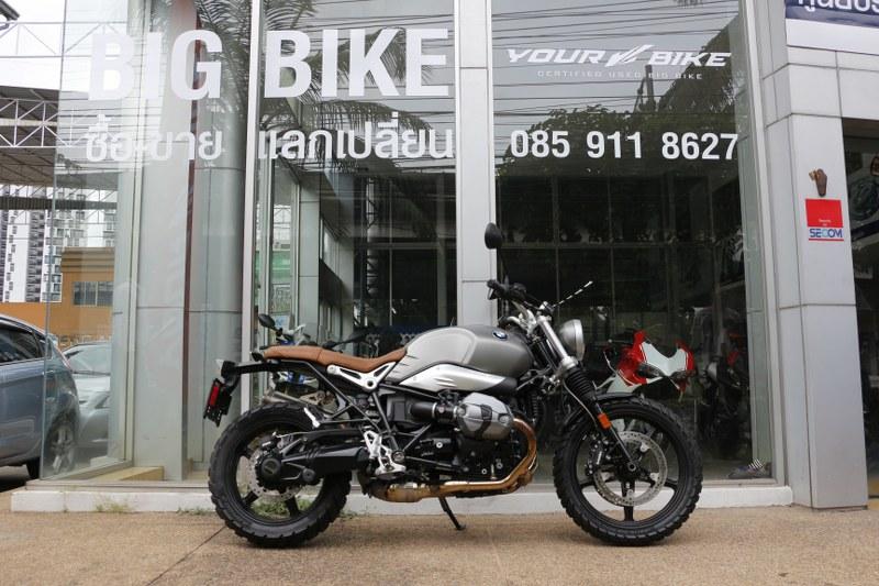 2018 BMW Motorrad R nineT Scrambler