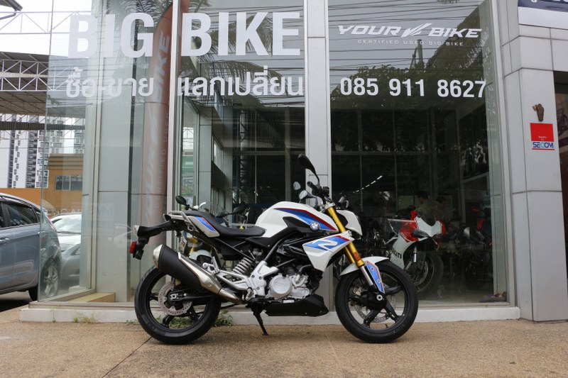 2018 BMW Motorrad G 310 R