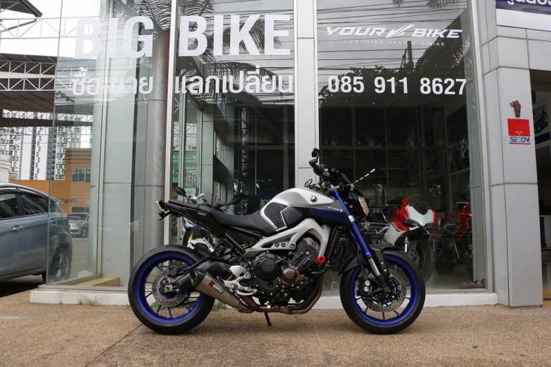 2016 Yamaha MT 09