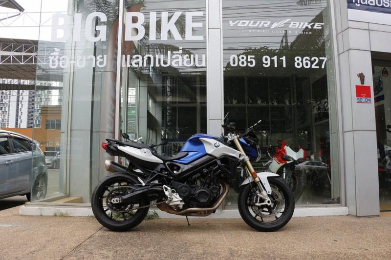 2016 BMW Motorrad F 800 R