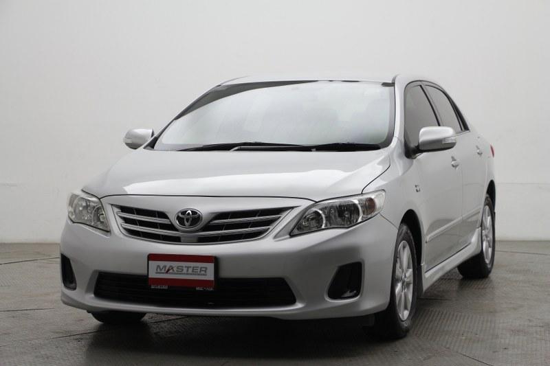 2011 Toyota ALTIS