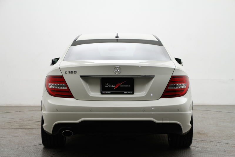 C180 Coupe AMG