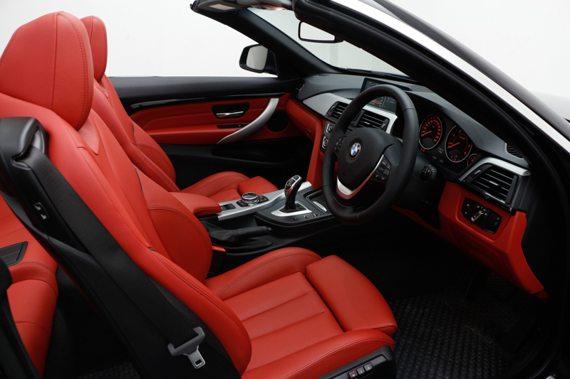 420d Sport-F33 Convertible
