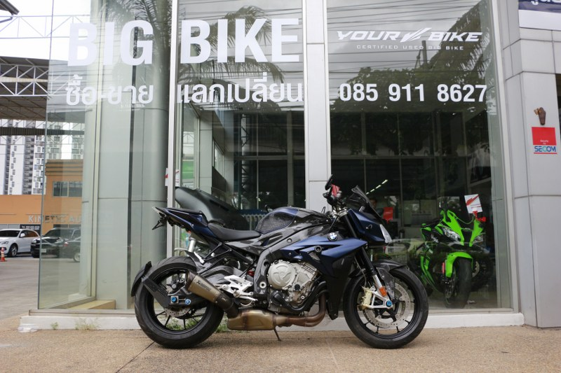 2015 BMW Motorrad S 1000 R