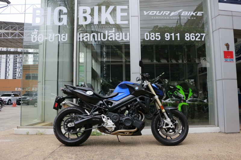 2018 BMW Motorrad F 800 R