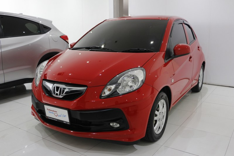 2013 Honda Brio