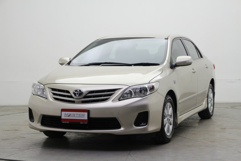 2013 Toyota ALTIS