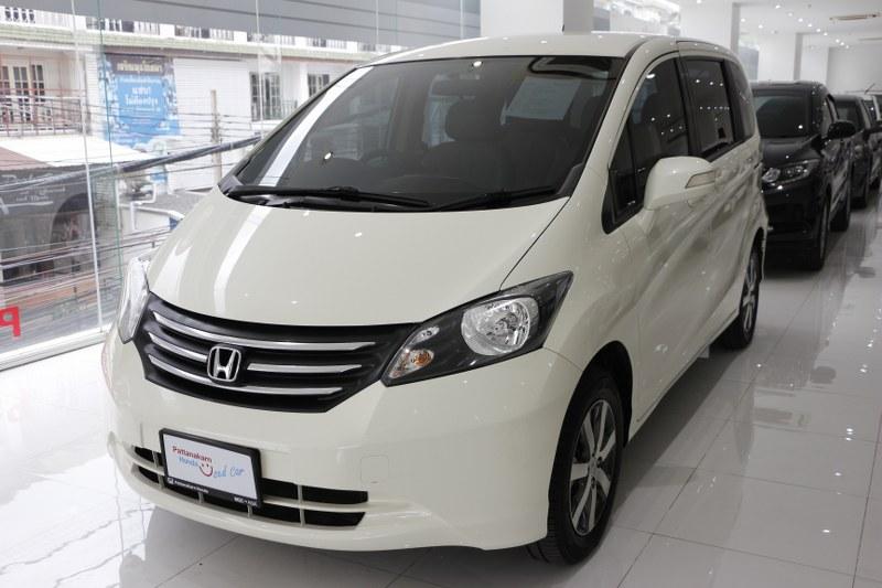 2012 Honda Freed