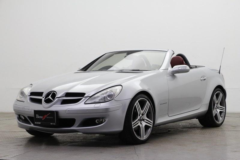 2005 Mercedes Benz SLK