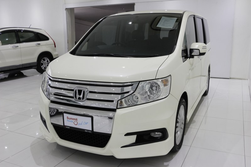 2012 Honda STEPWAGON