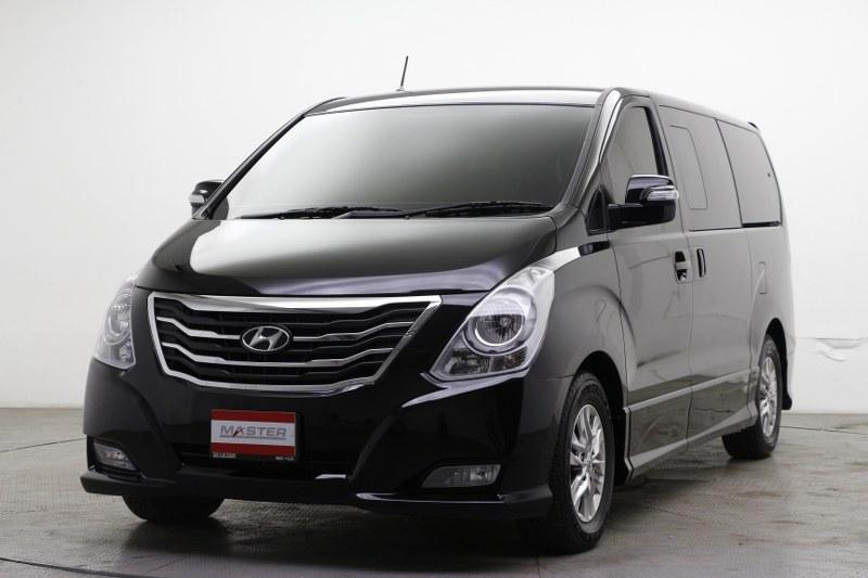 2000 Hyundai H1