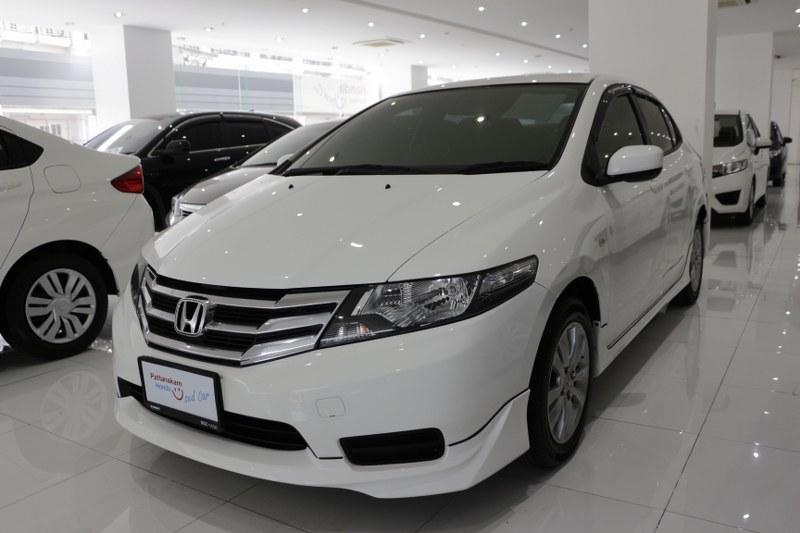 2012 Honda City