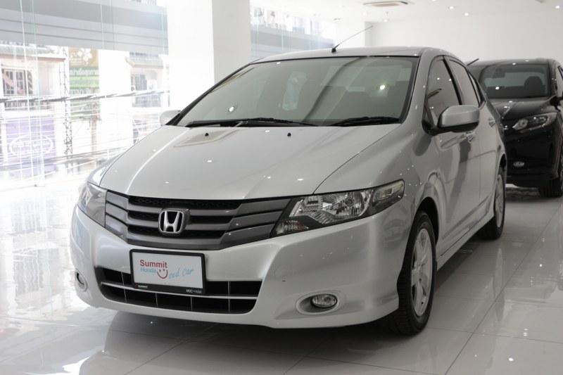 2009 Honda City