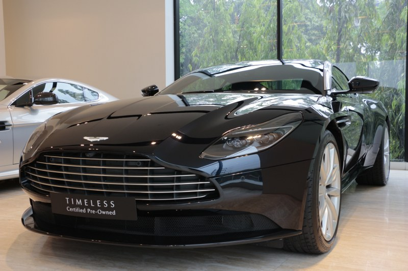 2018 Aston Martin V8 Vantage