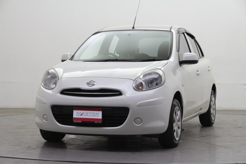 2010 Nissan March