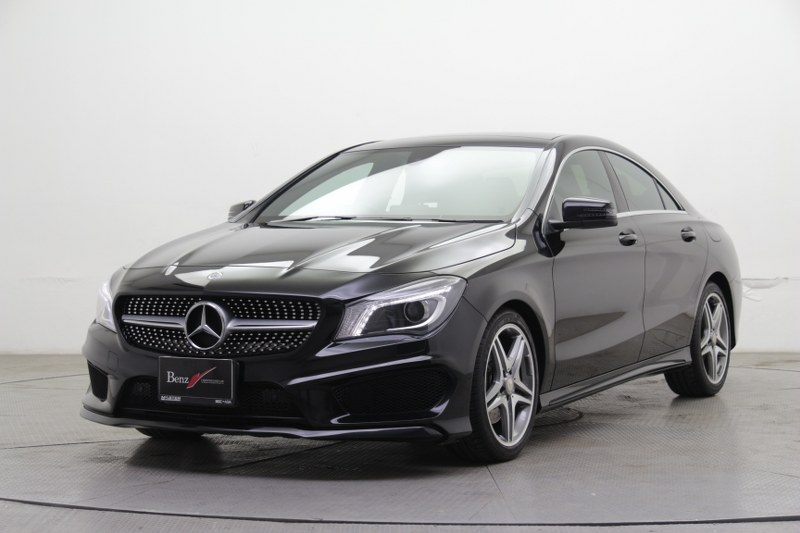 2015 Mercedes Benz CLA