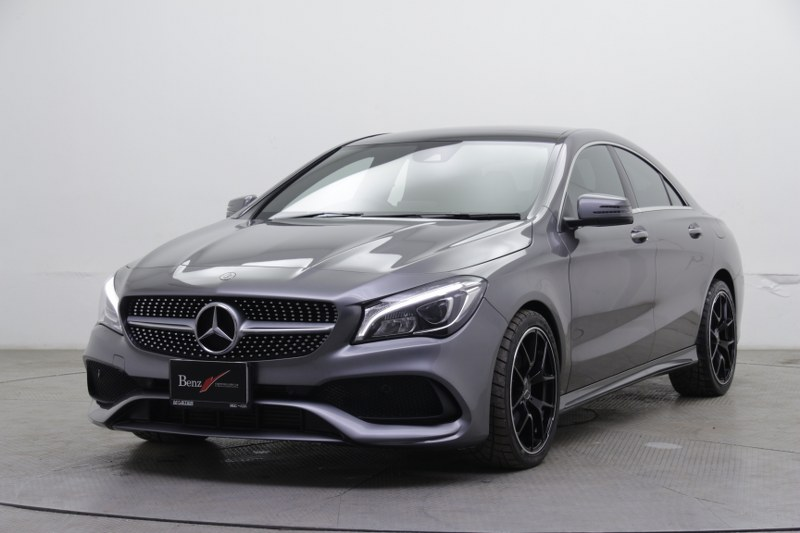 2017 Mercedes Benz CLA