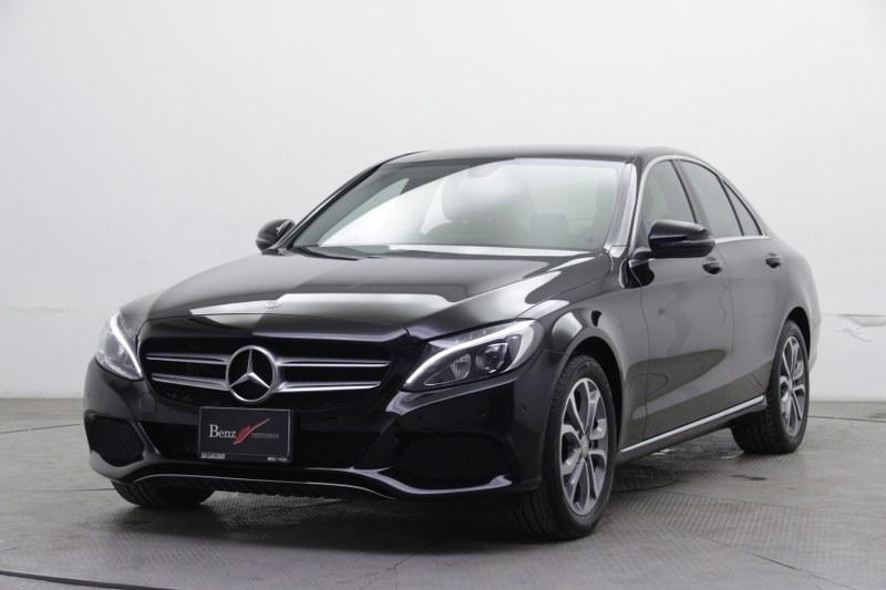 2017 Mercedes Benz C Class