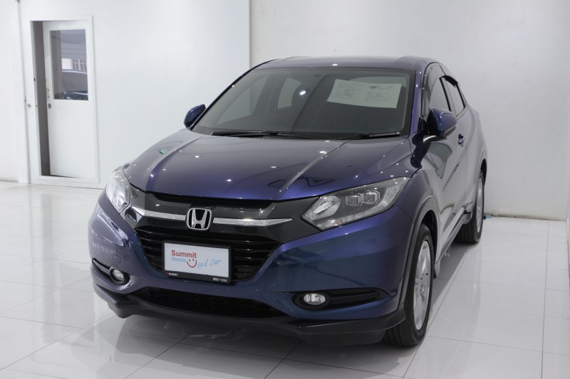 2014 Honda HR V