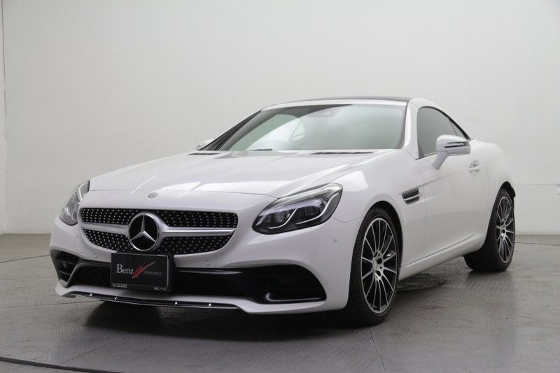 2016 Mercedes Benz SLC