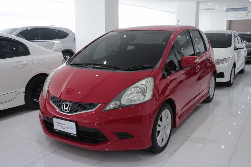 2008 Honda Jazz