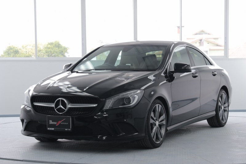 2016 Mercedes Benz CLA