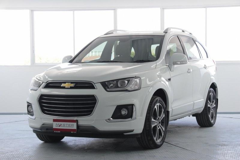 2016 Chevrolet Captiva