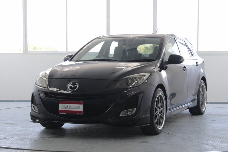 2000 Mazda 3