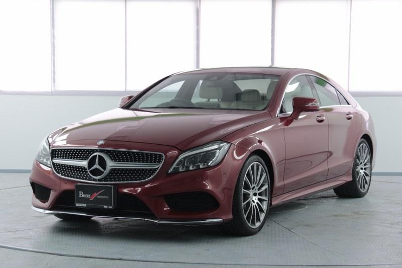 2015 Mercedes Benz CLS
