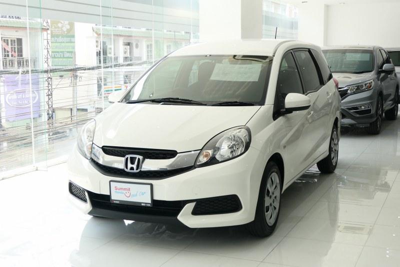 2016 Honda Mobilio