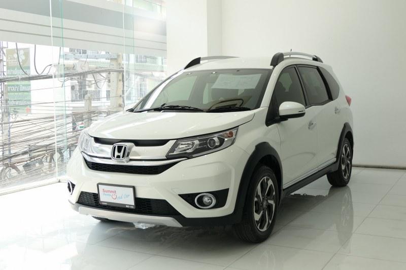 2017 Honda BR V
