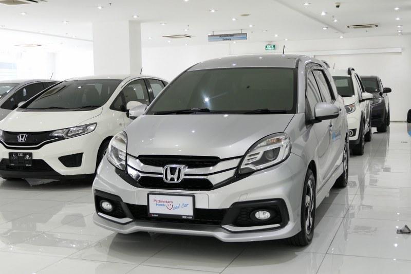 2015 Honda Mobilio