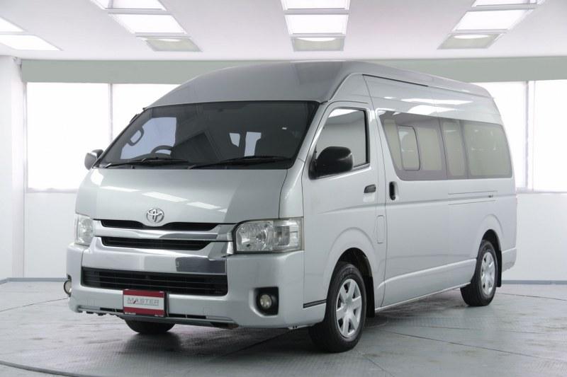 2014 Toyota Commuter