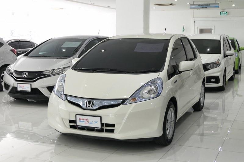 2013 Honda Jazz