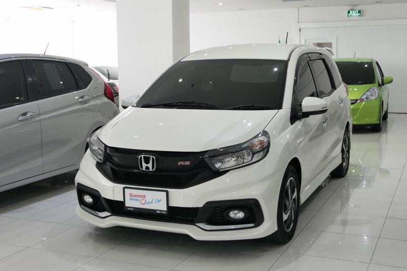 2017 Honda Mobilio