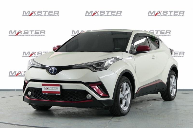 2018 Toyota CH R