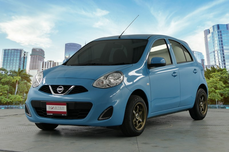 2018 Nissan March
