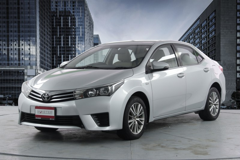 2016 Toyota ALTIS