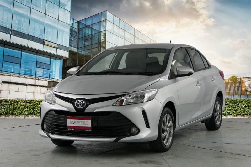 2000 Toyota VIOS