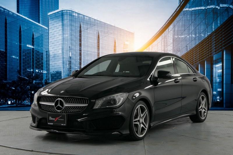 2015 Mercedes Benz CLA