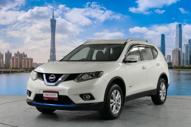 2017 Nissan X TRAIL